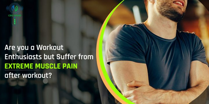 CBD For Sore Muscles