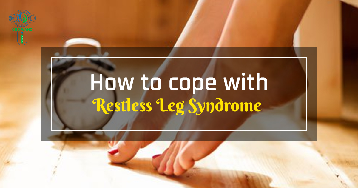 how to treat restless leg syndrome