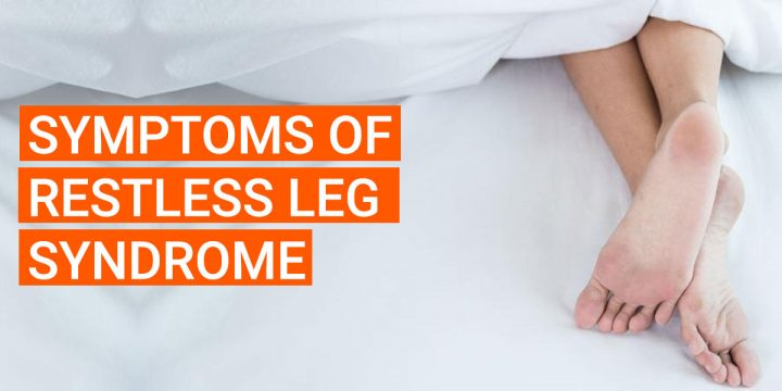 Restless legs syndrome symptoms