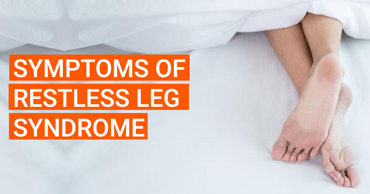 restless leg syndrome symptoms